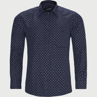 Aachen Shirt Regular | Aachen Shirt | Blå