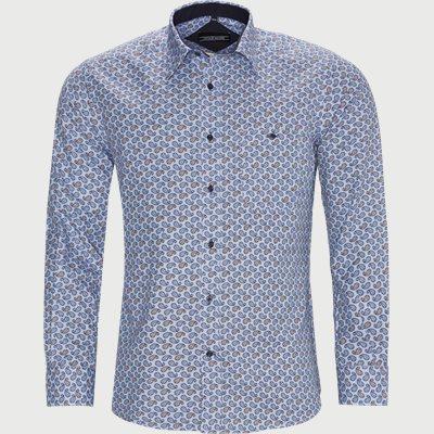 Munster Shirt Regular fit | Munster Shirt | Blå