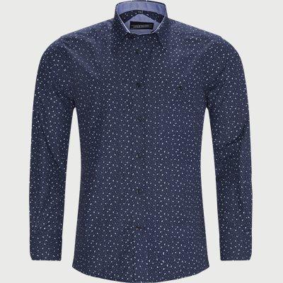 Bielefeld Shirt Regular | Bielefeld Shirt | Blå