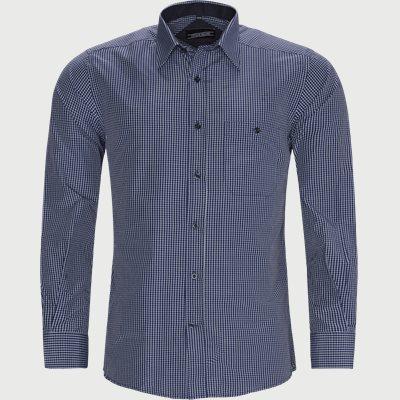 Bremen Shirt Regular | Bremen Shirt | Blå