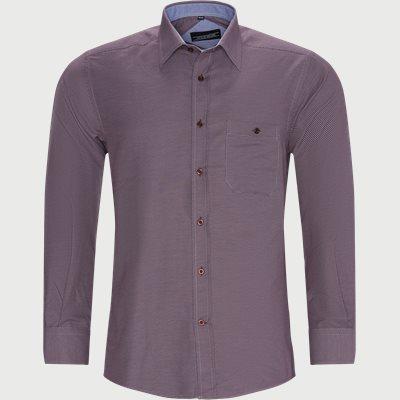 Stuttgart Shirt Regular fit | Stuttgart Shirt | Bordeaux