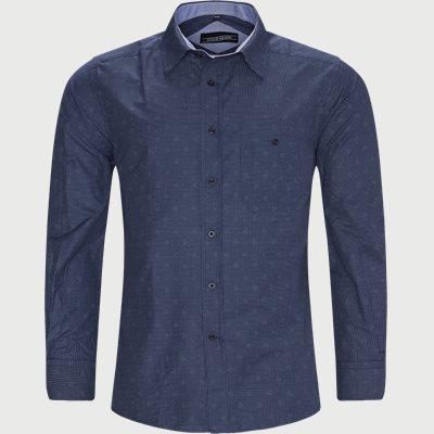 Dortmund Skjorte Regular | Dortmund Skjorte | Blå
