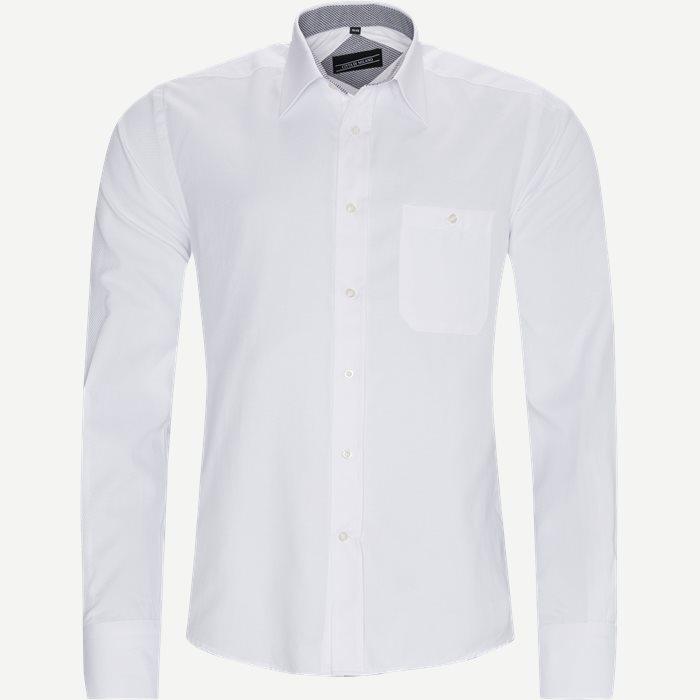 Hemden - Regular - Weiß