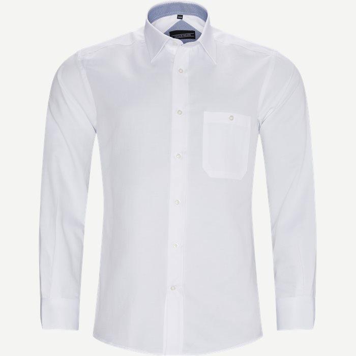 Mainz Shirt - Skjortor - Regular - Vit