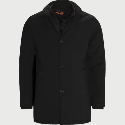 Manning Jacket Regular fit | Manning Jacket | Sort