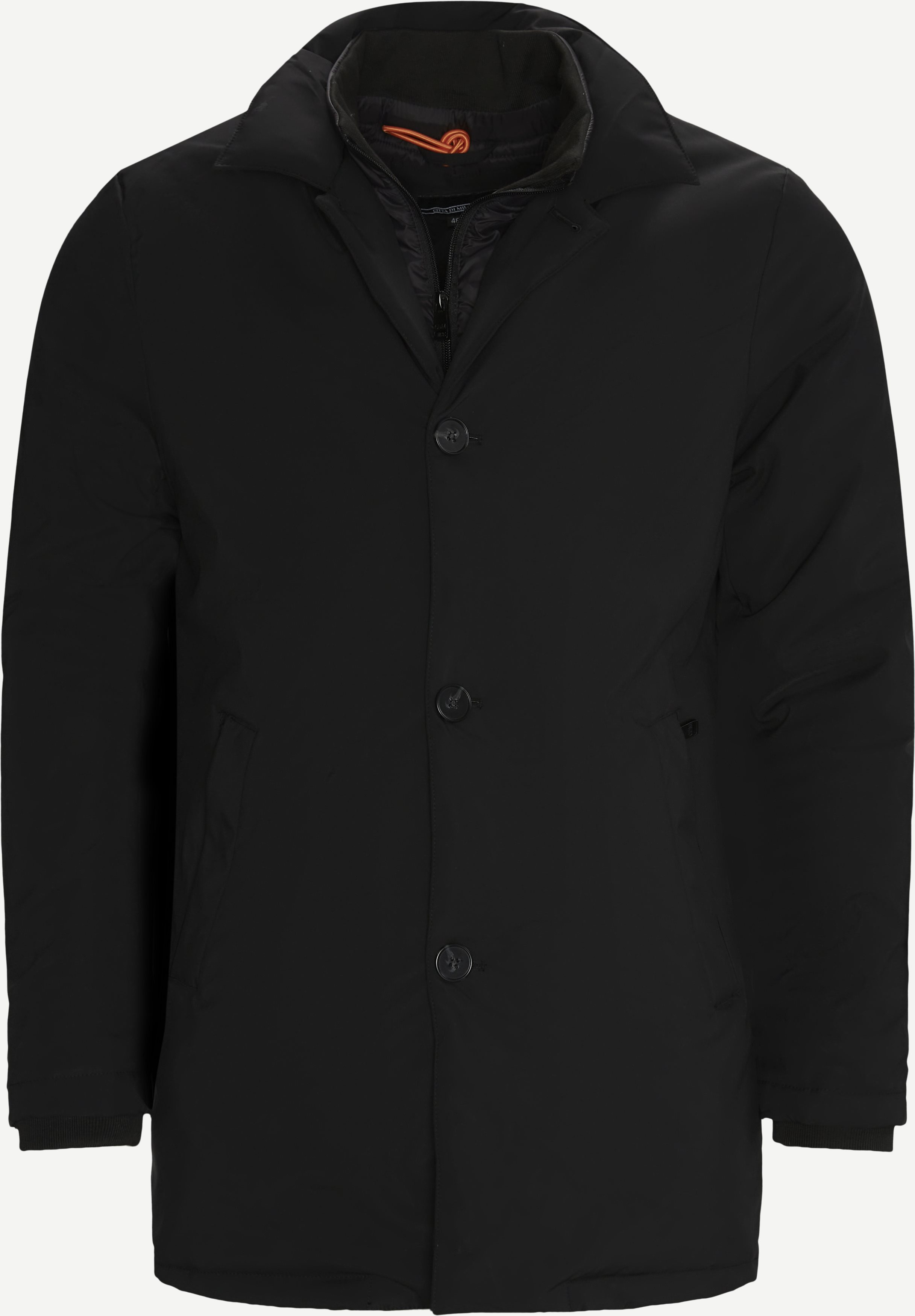 Manning Jacket - Jackets - Regular - Black