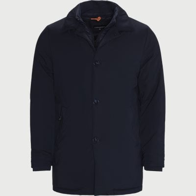 Manning Jacket Regular | Manning Jacket | Blå