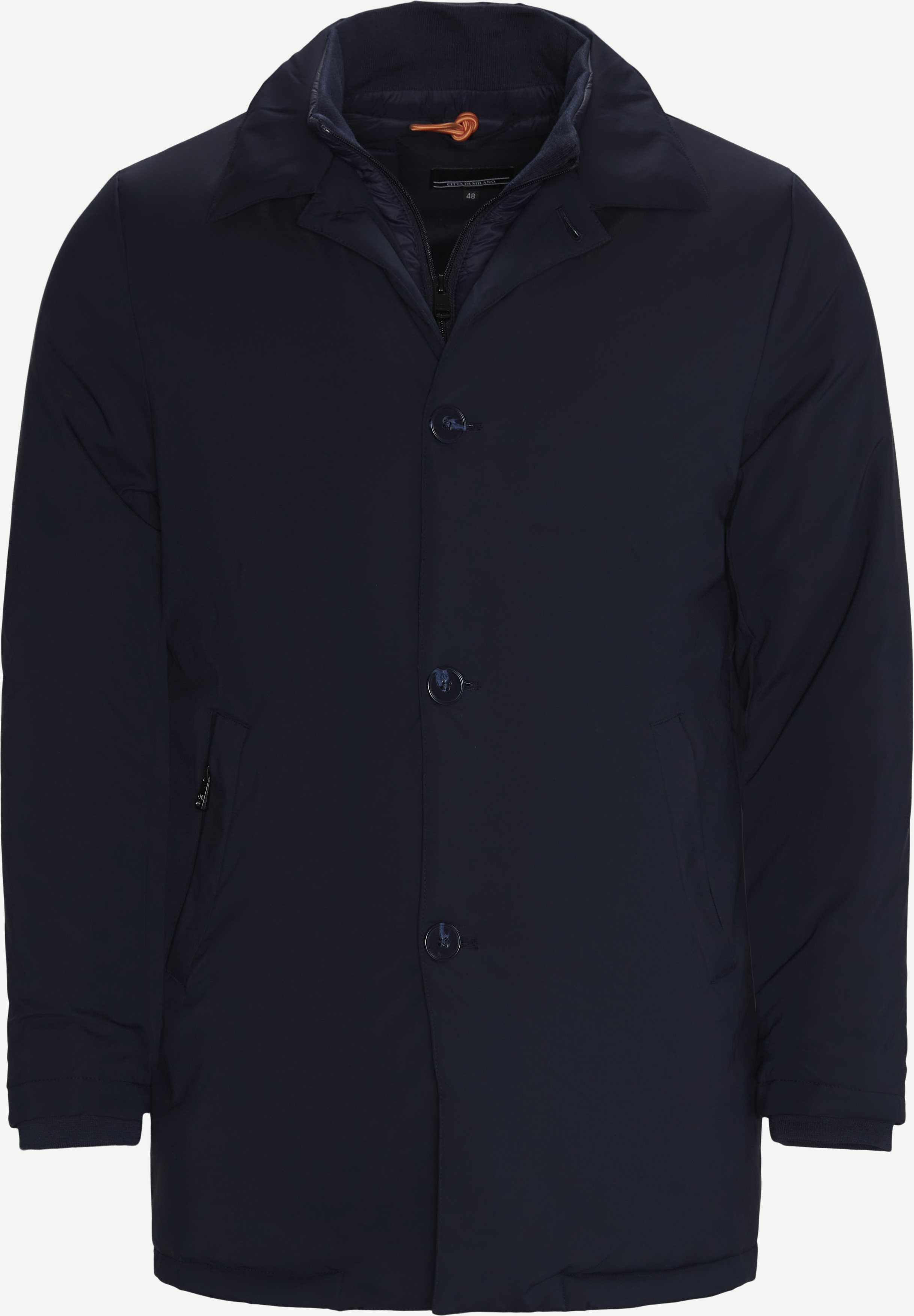 Manning Jacket - Jackets - Regular - Blue