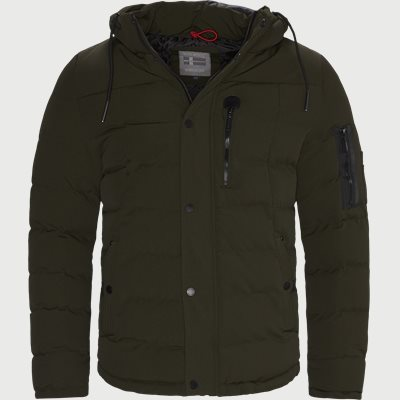 Selfoss Jacket Regular | Selfoss Jacket | Army