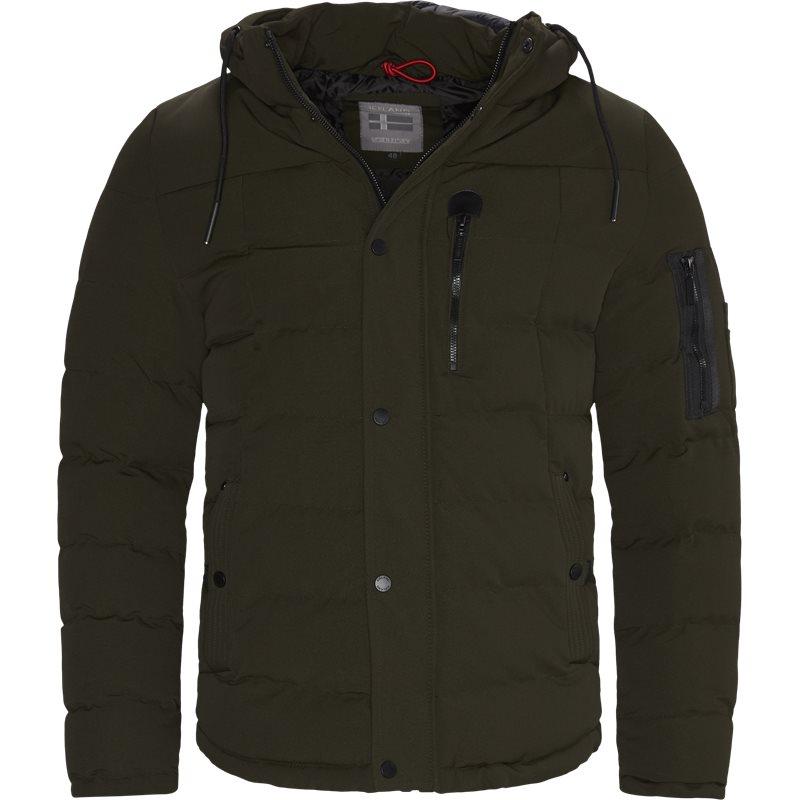 Island - selfoss jacket fra island fra kaufmann.dk