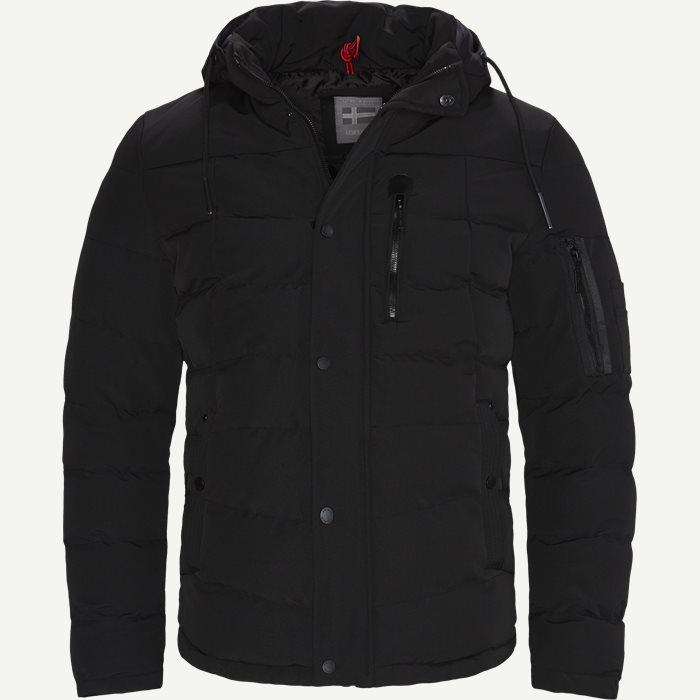 Selfoss Jacket - Jackor - Regular - Svart