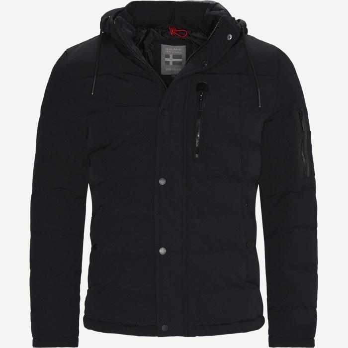 Selfoss Jacket - Jakker - Regular - Blå