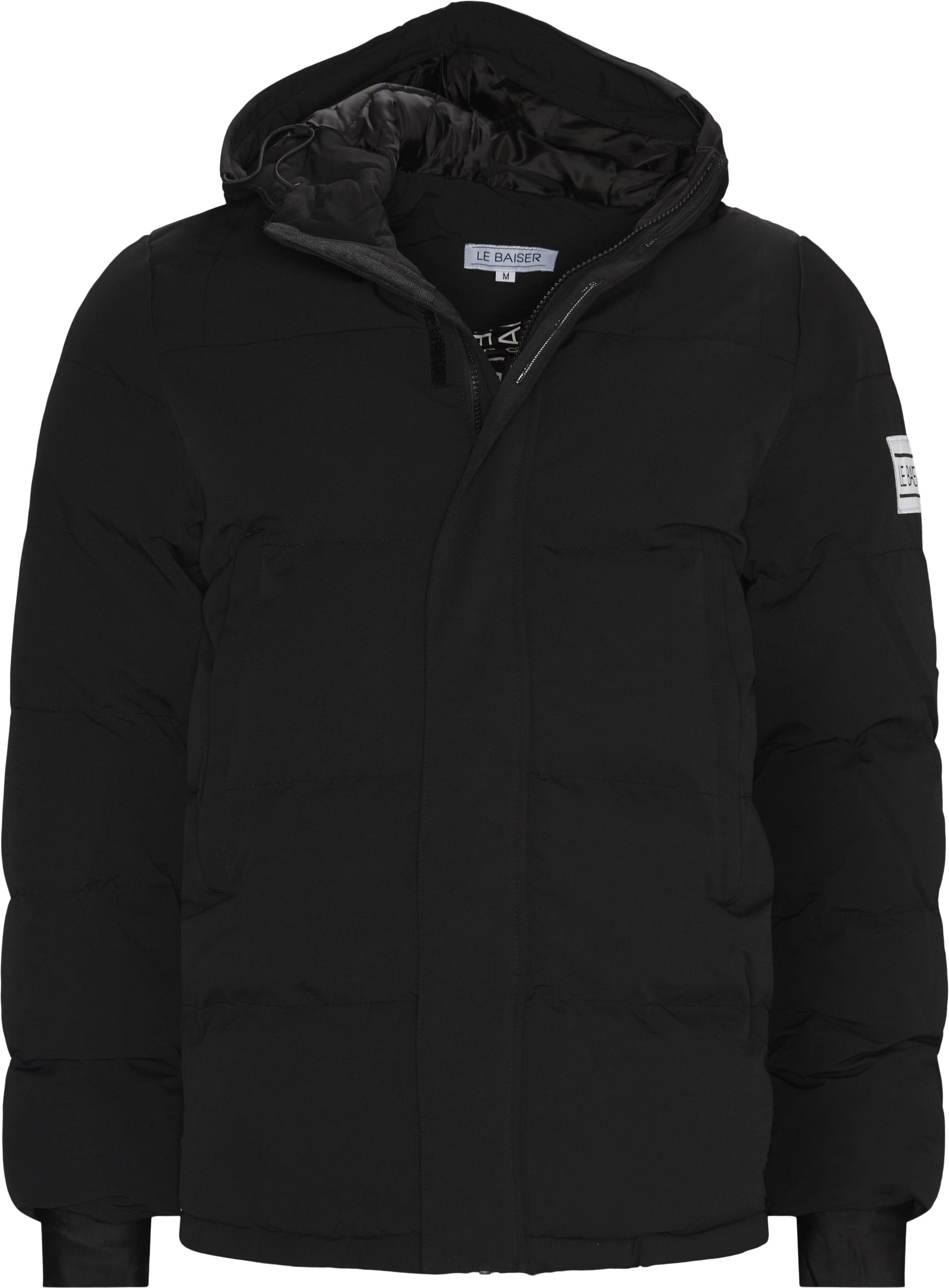 Michigan Jacket - Jackor - Regular - Svart
