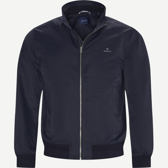 The Spring Hampshire Jacket - Jakker - Regular - Blå