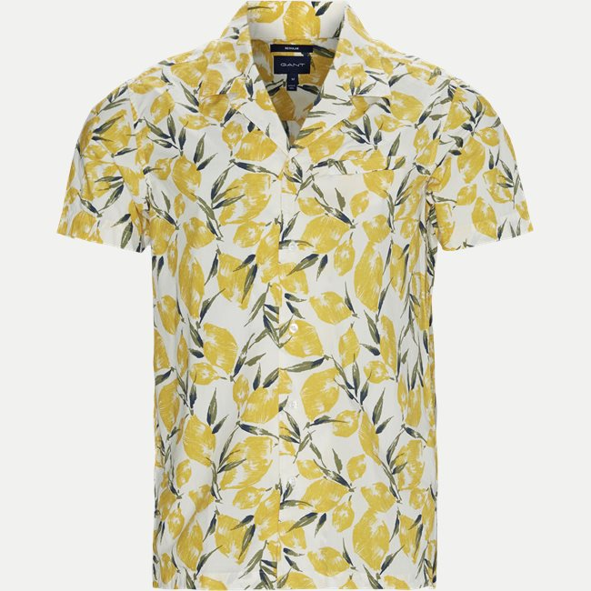 Lemon Pri Reg Riviera Collar Shirt
