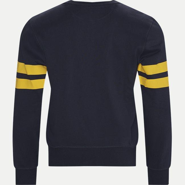 Varsity C-Neck Sweatshirt