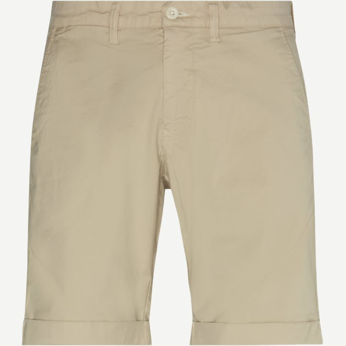 Sunfaded Chino Shorts - Shorts - Regular - Sand