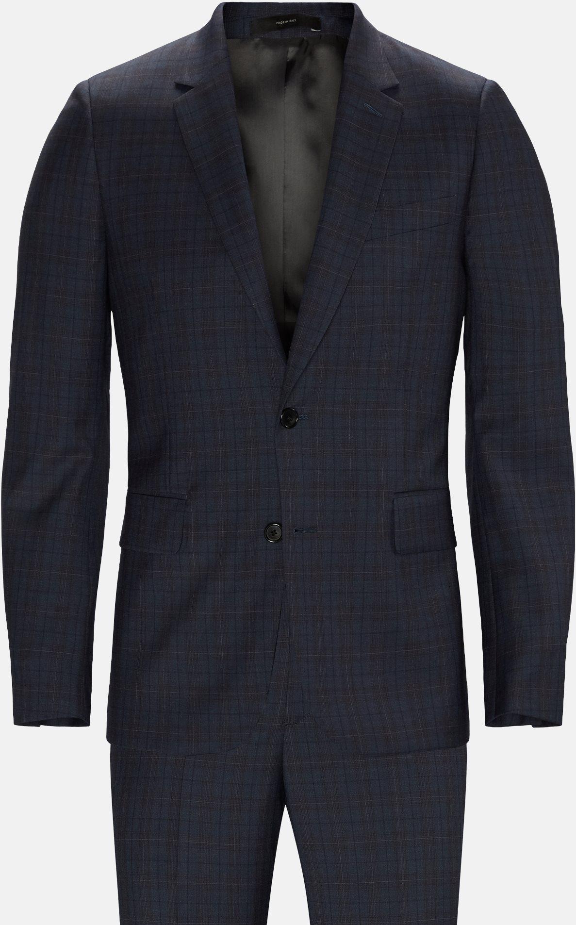 Suits - Slim - Blue