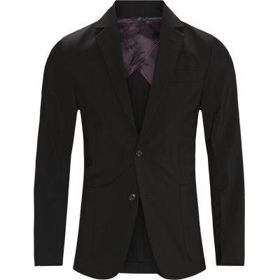 Slim fit | Blazer | Sort