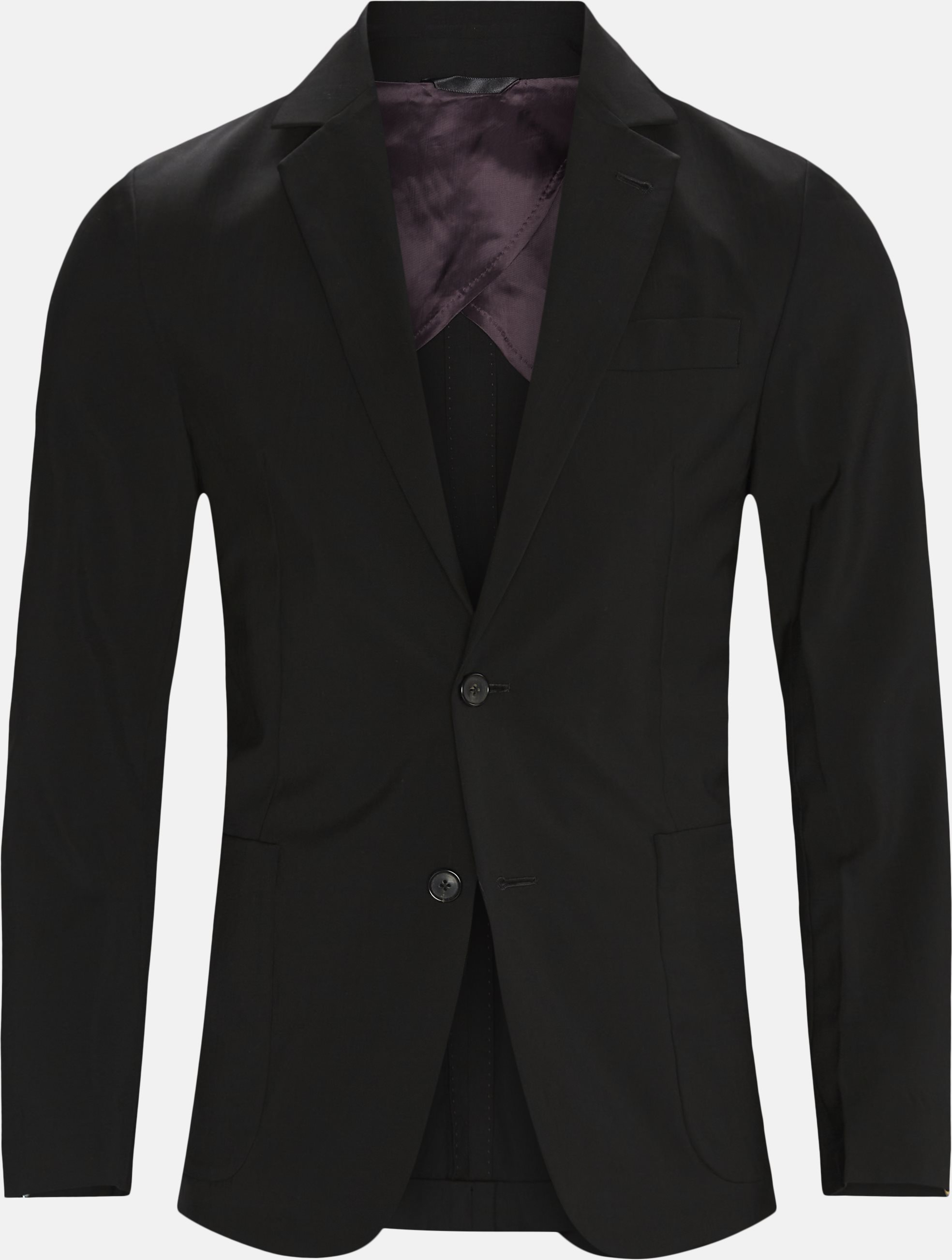 Blazer - Slim - Sort