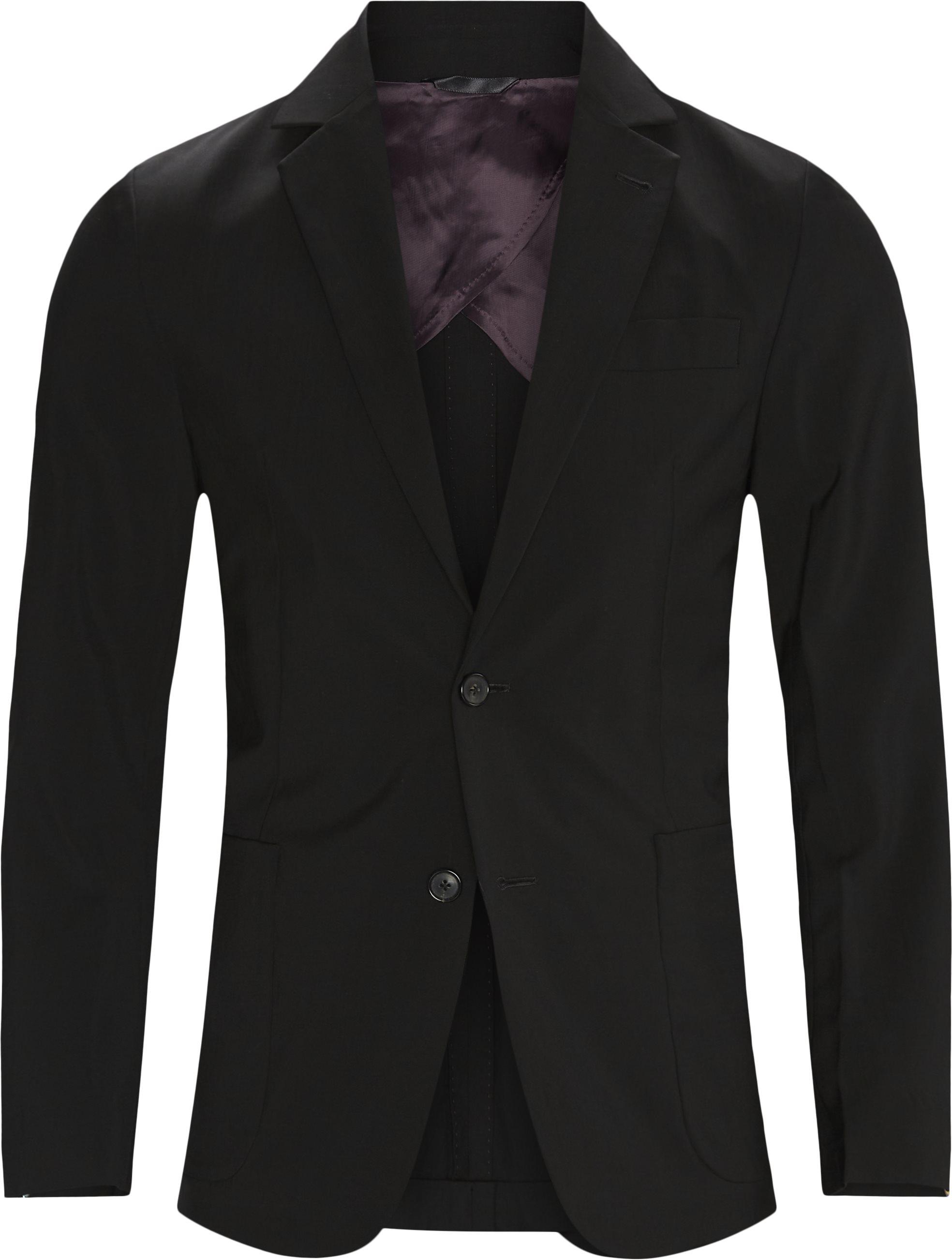 Blazers - Slim fit - Black