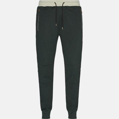 Regular | Bukser | Grøn