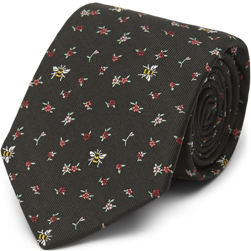 Billede af Paul Smith Accessories 0TIE E40838 Slips Sort
