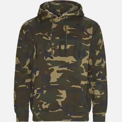Hoodie  Regular fit | Hoodie  | Army