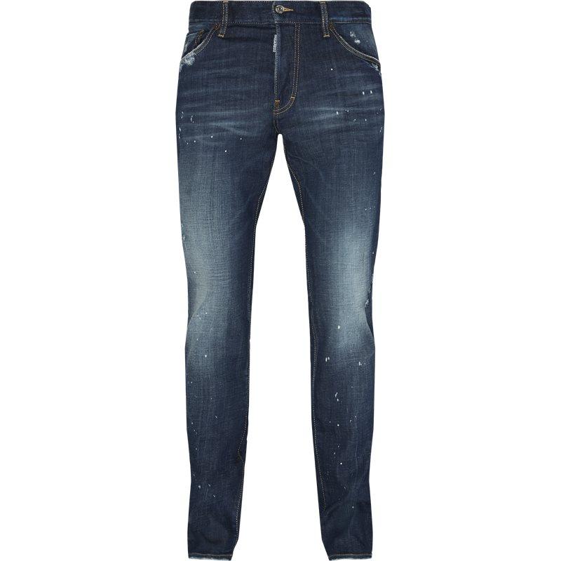 Billede af Dsquared2 Skinny fit S30342 S74B0768 Jeans Blue