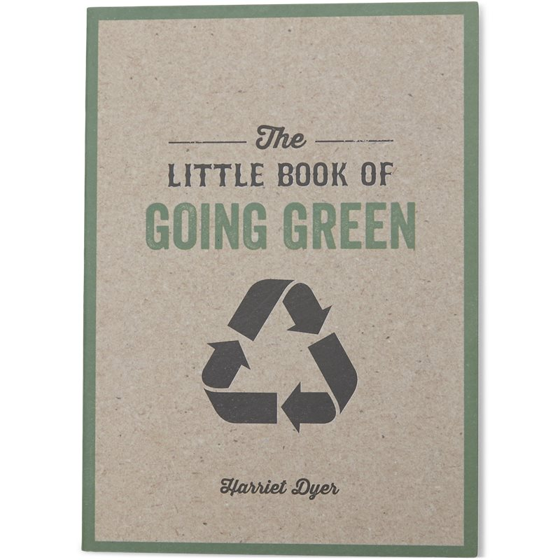 New mags - the little book of going green fra new mags på kaufmann.dk