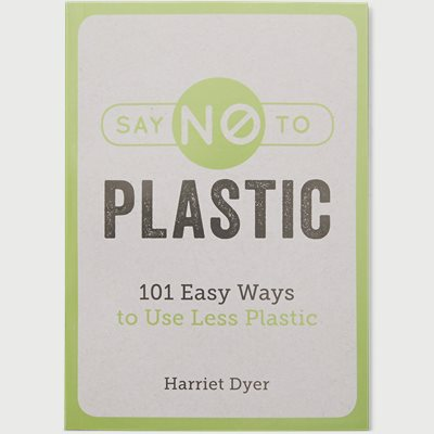 Say No To Plastic Book Say No To Plastic Book | Hvid