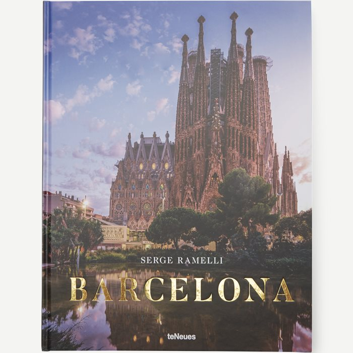 Barcelona Book - Accessories - Hvid