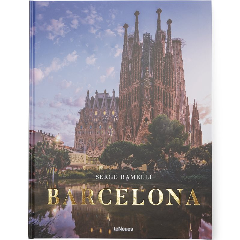 New Mags - Barcelona Book
