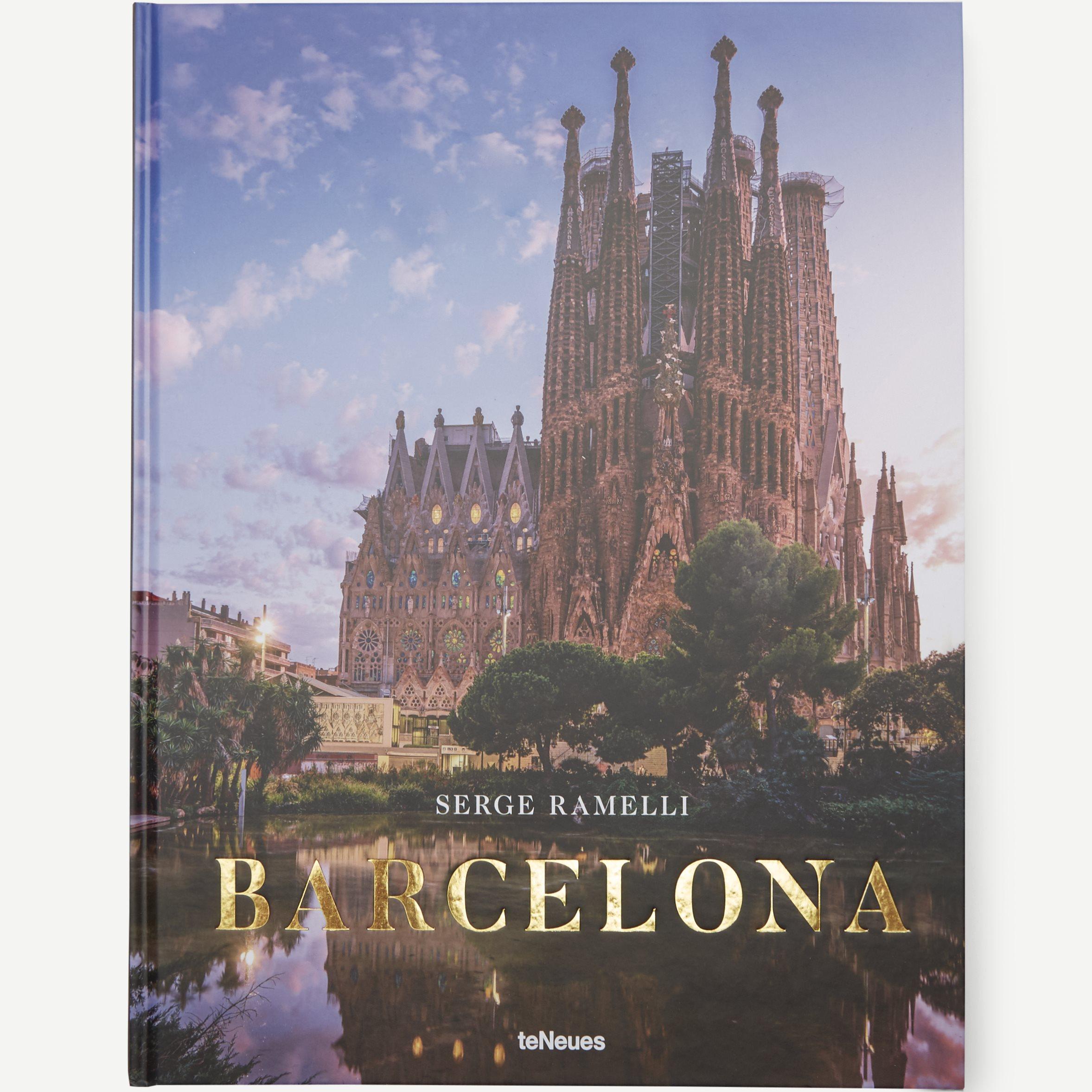 Barcelona Book - Accessories - Hvid