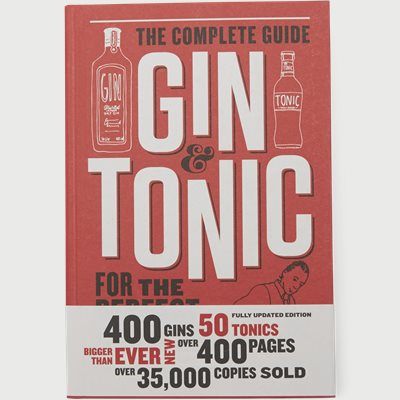 The Complete Guide - Gin And Tonic The Complete Guide - Gin And Tonic | Hvid