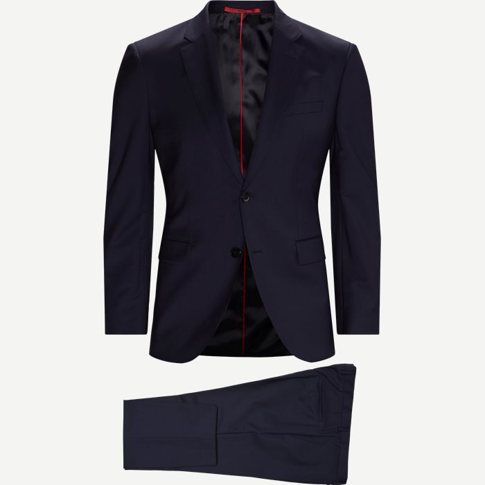 Jeffery/Simmons202 Suits - Suits - Regular - Blue