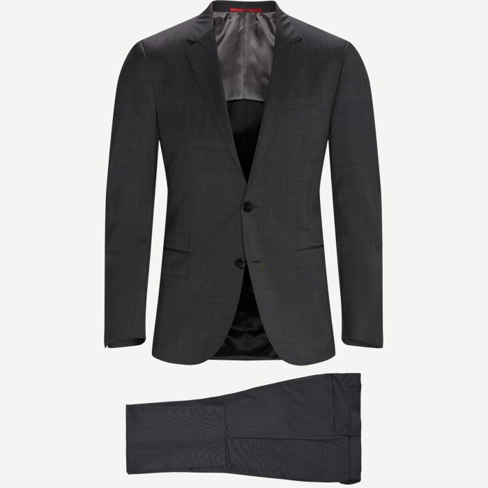 Henry/Griffin182 Suits - Suits - Slim - Grey