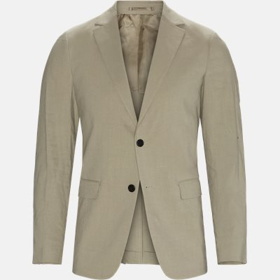 Regular slim fit | Blazer | Sand