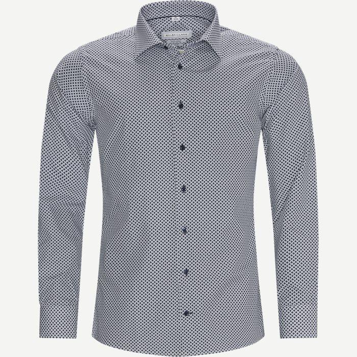 Morton Skjorte - Skjorter - Hvid