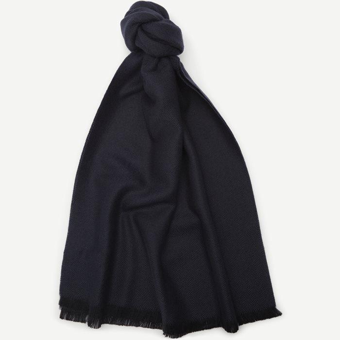Sevilla Halstørklæde - Scarves - Blue