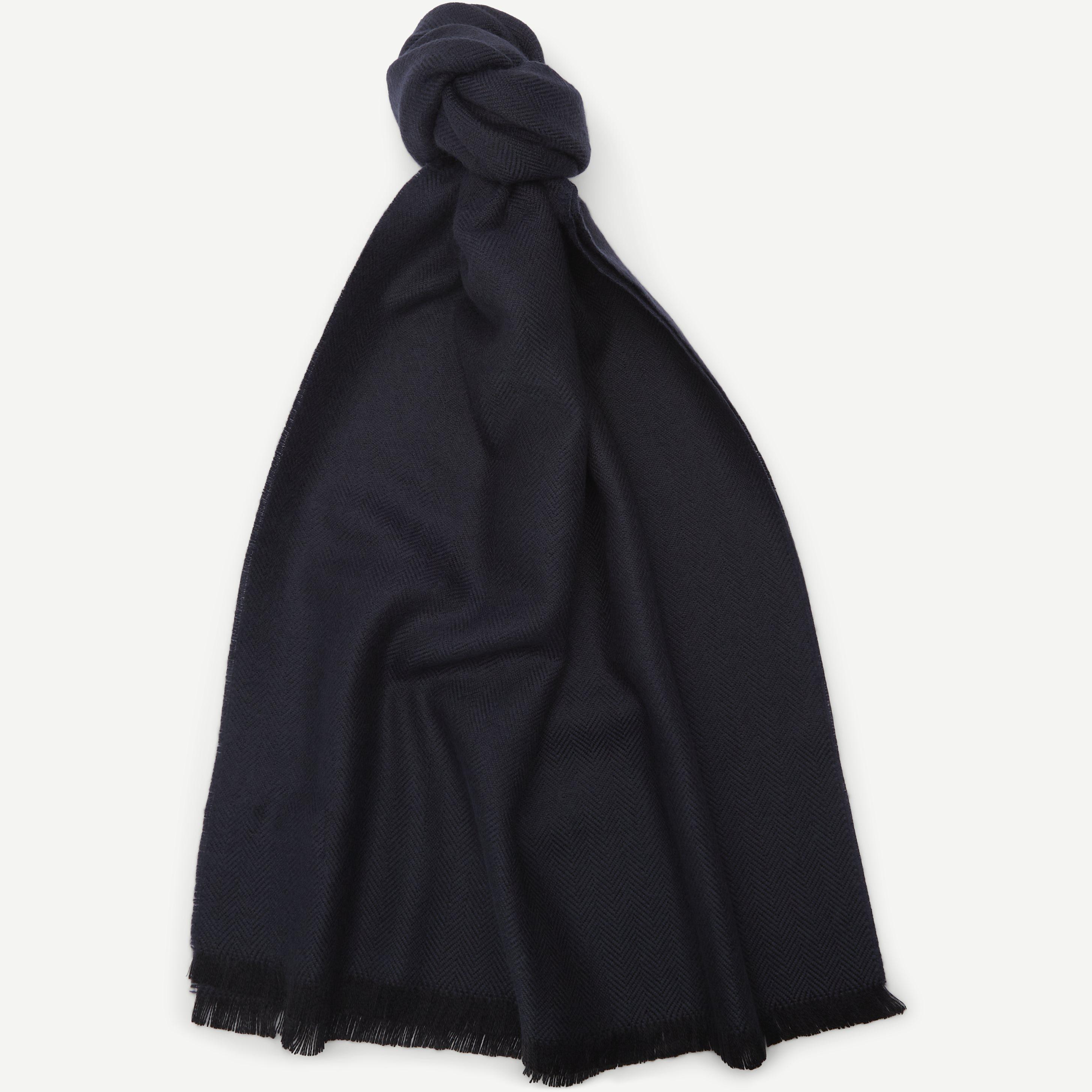Sevilla Halstørklæde - Halsdukar - Blå