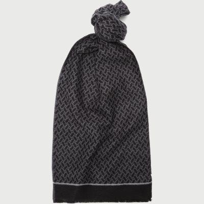 Oviedo Halstørklæde  Oviedo Halstørklæde  | Sort