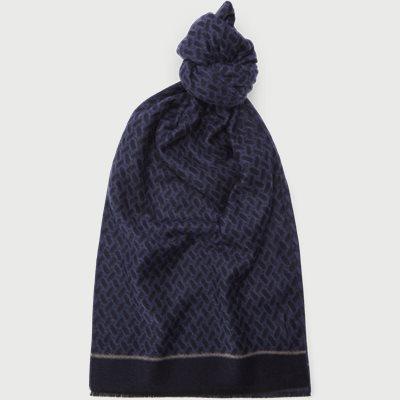 Schals | Blau