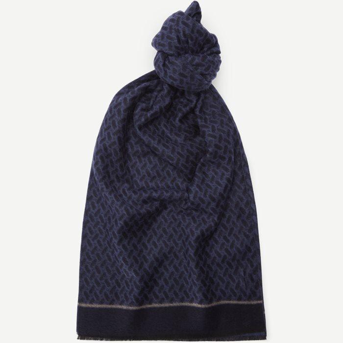 Oviedo Halstørklæde  - Scarves - Blue