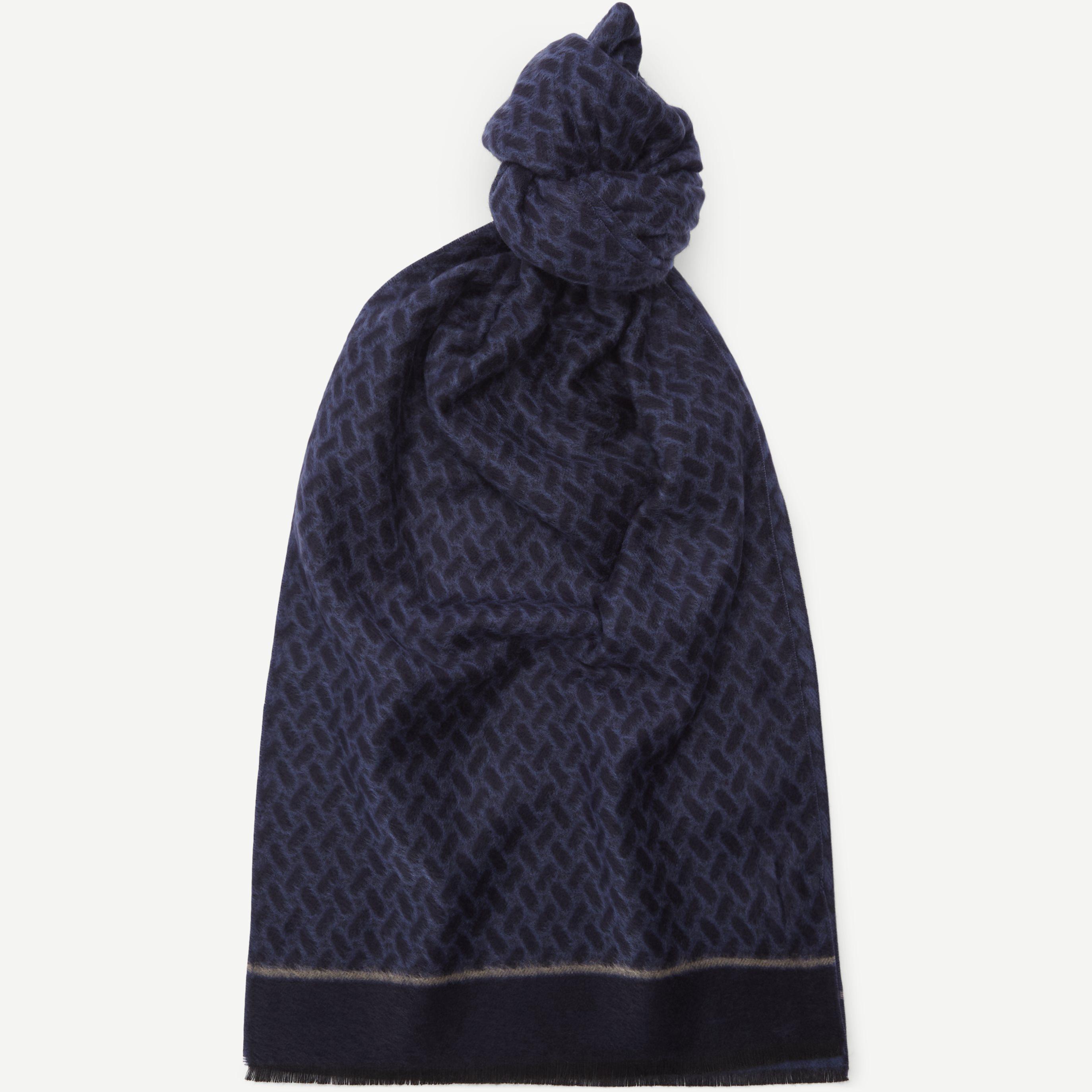 Oviedo Halstørklæde  - Halsdukar - Blå