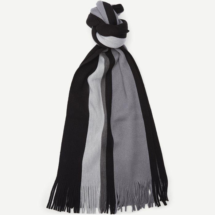 Teplice Halstørklæde - Scarves - Grey