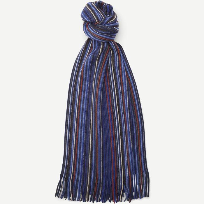 Schals - Jeans-Blau