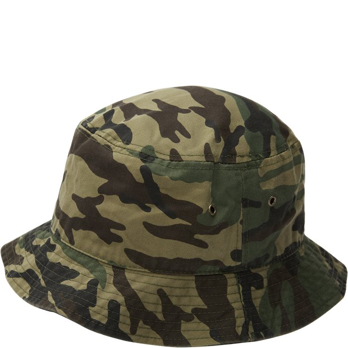 Bucket Hat - Caps - Army