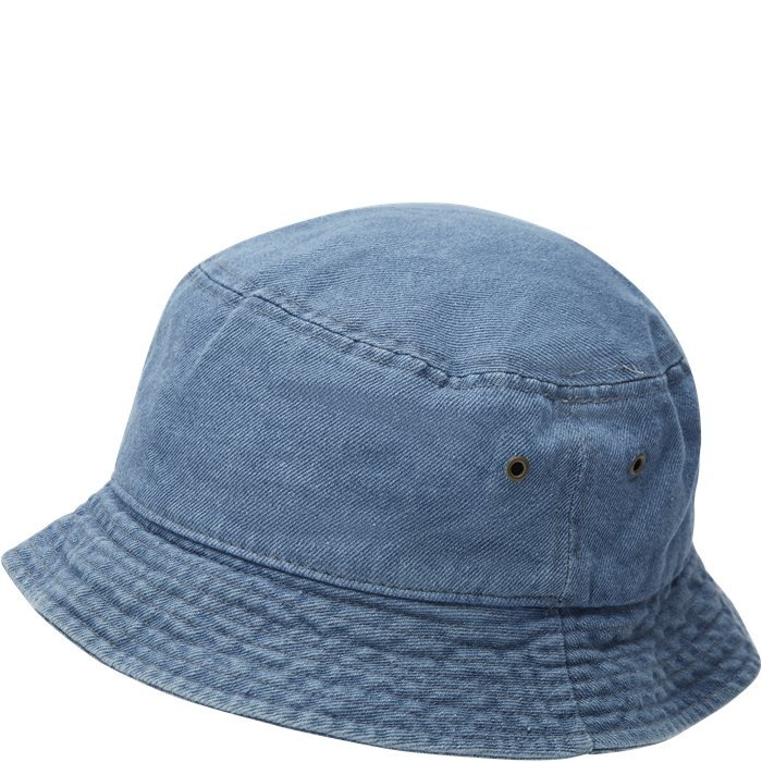 Bucket Hat - Caps - Denim