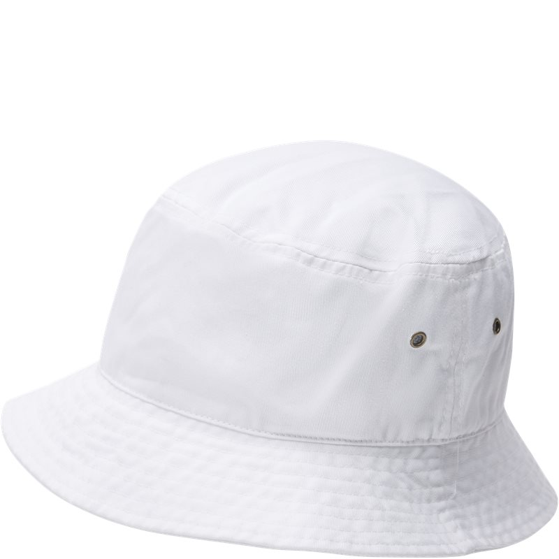 Image of   Quint Bucket Hat Hvid